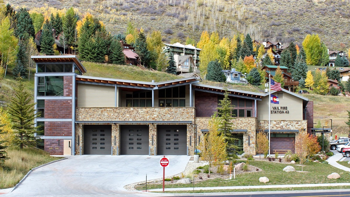 West Vail Fire Station - Vail, CO